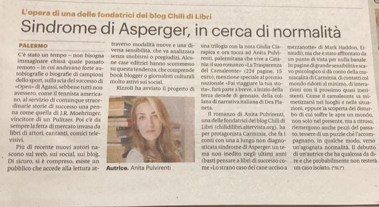 """Rassegna stampa de """"La Trasparenza del Camaleonte""""  in libreria con DeA Planeta dal 21 Gennaio 2020"""